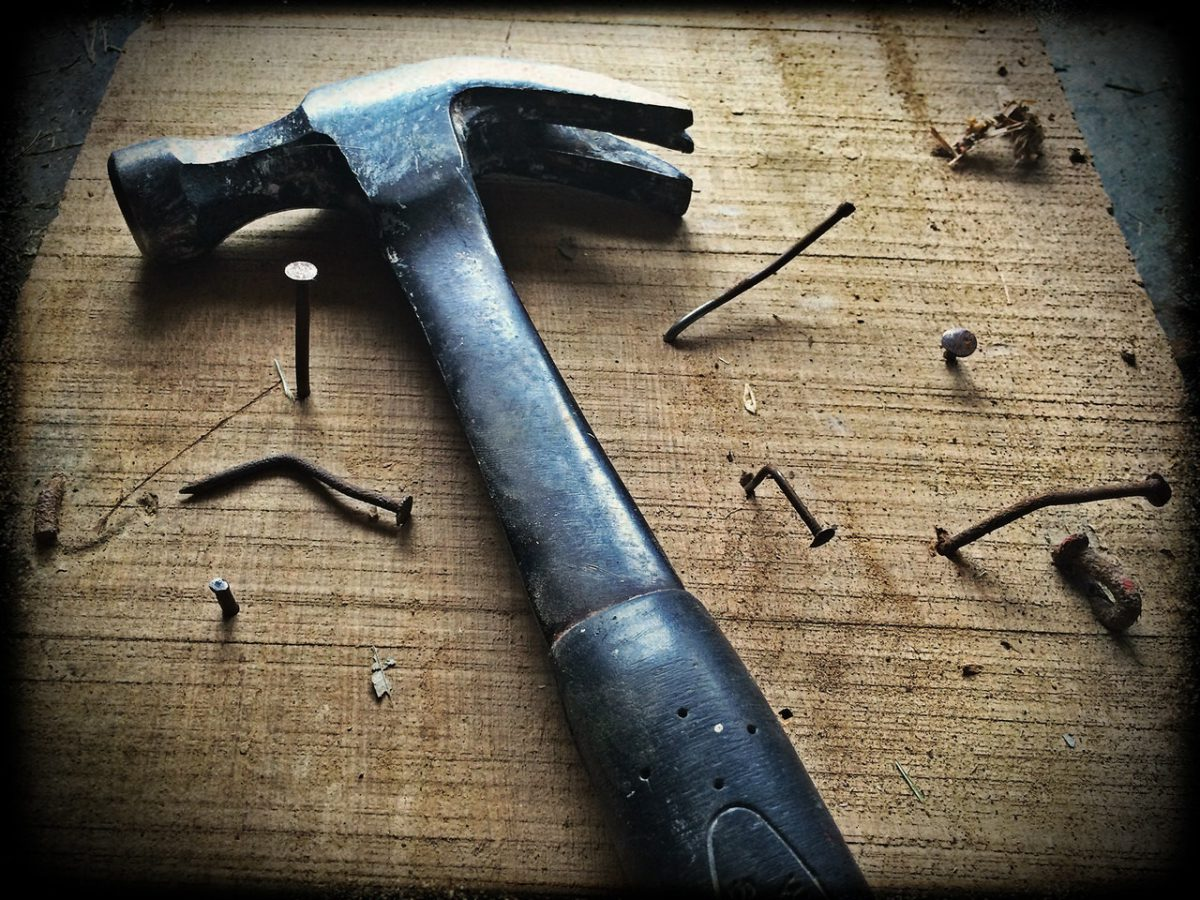 Tips om je gereedschap netjes op te ruimen